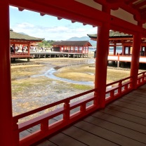 Itsukushima Shrine, Miyajima Island
