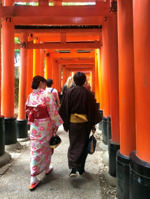 Fushimi Inari Shrine 01