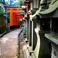 Repetition - Fushimi Inari Shrine